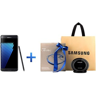 Samsung Galaxy Note 7 SM-N930FD Dual SIM Mobile Phone Bundle